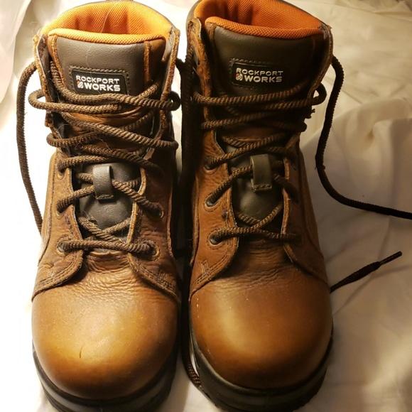 Rockport Shoes | Rockport Works Boots